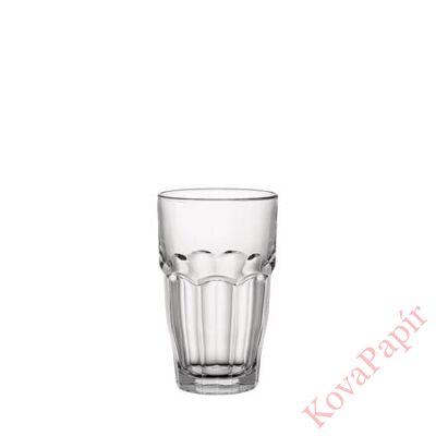 Pohár készlet üveg 6-os szett mojito 34cl