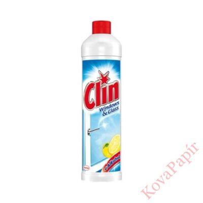 Ablaktisztító utántöltő CLIN 500ml  lemon