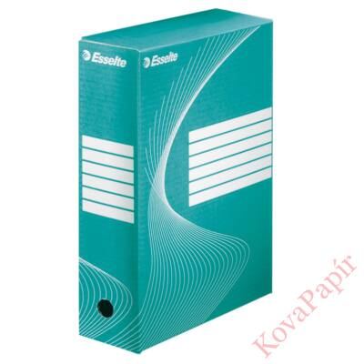 Archiváló doboz ESSELTE 100mm zöld