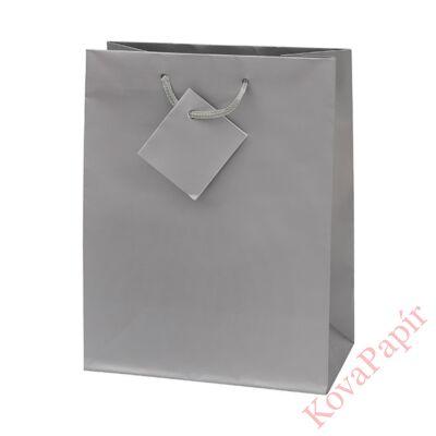Ajándéktasak Special Simple M 18x23x10 ezüst