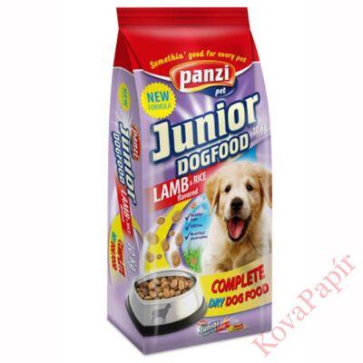 Állateledel száraz PANZI Regular junior kutyáknak bárányhússal 2 kg