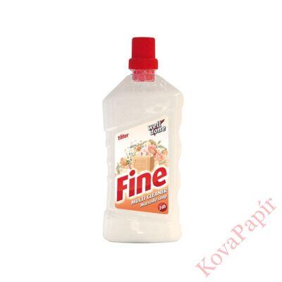 Általános tisztítószer WELL DONE Fine multi cleaner 1l marseille soap
