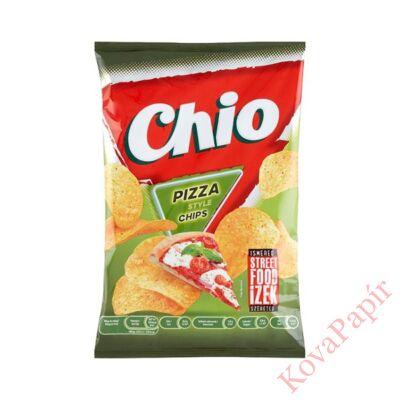 Burgonyachips CHIO Streetfood pizza 70g