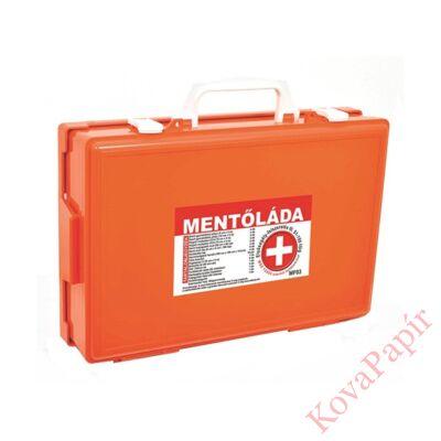 Elsősegély felszerelés MF03 falra szerelhető 51-100 főig