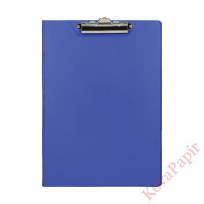 Felírótábla OPTIMA A/4 fedeles PP kék