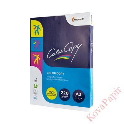 Fénymásolópapír COLOR Copy A/3 220 gr 250 ív/csomag