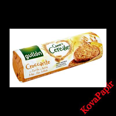Gabonakeksz GULLON élelmi rostban gazdag puffasztott rizzsel 280g
