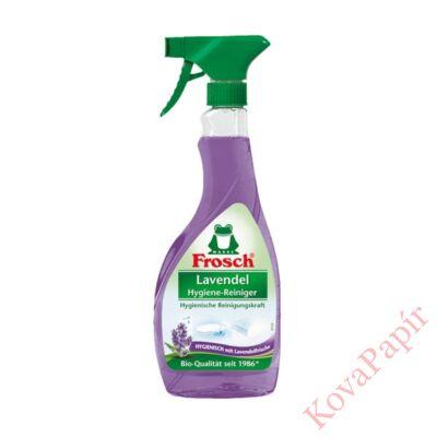 Általános tisztítószer szórófejes Frosch levendula környezetbarát 500ml