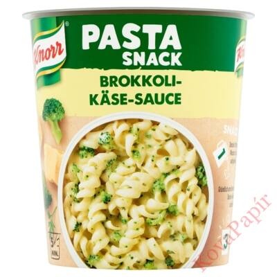 Instant tészta KNORR Snack Brokkoli-sajt szósz 69g