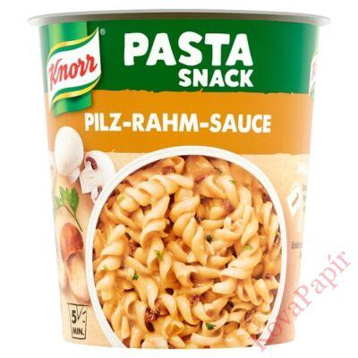 Instant tészta KNORR Snack Gombás-tejszínes szósz 70g