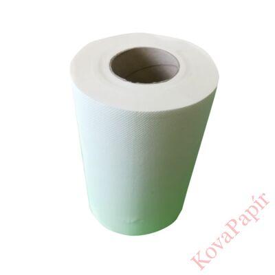 Kéztörlő tekercses Fortuna Premium midi 14cm 60m 2 rétegű hófehér 12/csom