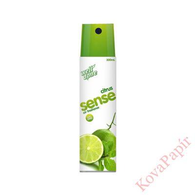 Légfrissítő WELL DONE Citrus 300 ml