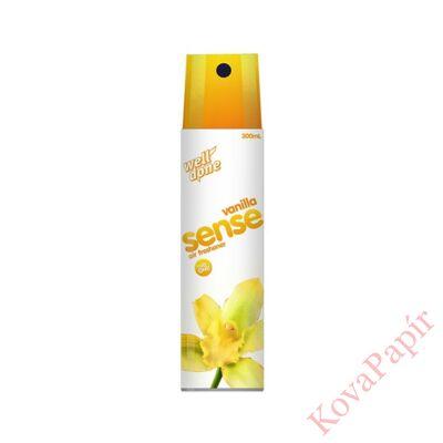 Légfrissítő WELL DONE Vanilla/Vanília 300 ml