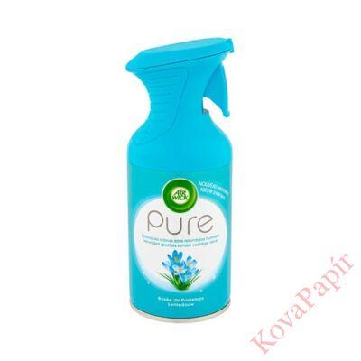 Légfrissítő spray AIR WICK Pure Tavaszi szellő 250 ml