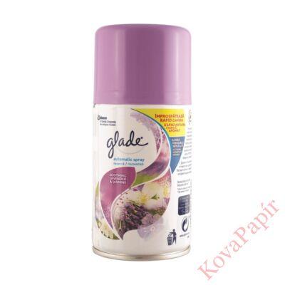 Légfrissítő utántöltő GLADE BY BRISE Levendula & Jázmin 269 ml