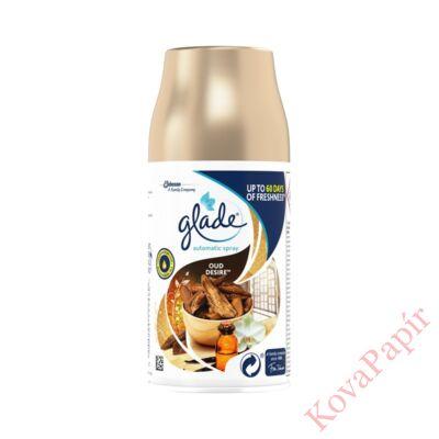 Légfrissítő utántöltő GLADE BY BRISE Oud Desire 269 ml