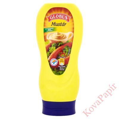 Mustár GLOBUS flakonos 440g