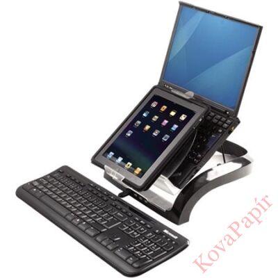 Notebook állvány Fellowes Smart Suites USB portokkal Multimedia Workstation