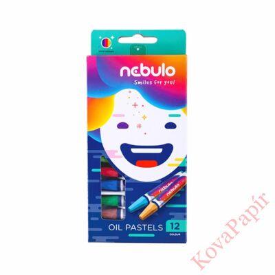 Olajpasztell NEBULO 12-es készlet
