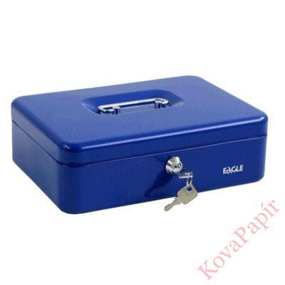 Pénzkazetta EAGLE 8878L érmetartós kék