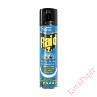 Rovarírtó légy- és szúnyogirtó RAID 400 ml spray