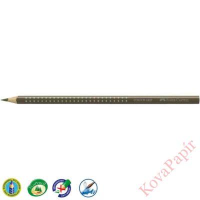 Színes ceruza FABER-CASTELL Grip 2001 háromszögletű keki