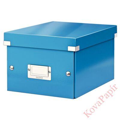 Tároló doboz LEITZ Click&Store A/5 kék