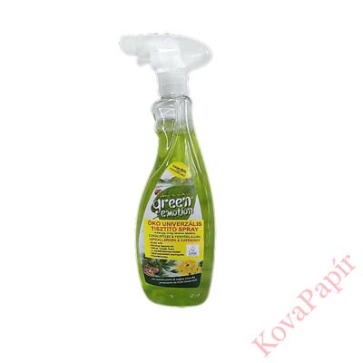 Univerzális tisztító spray GREEN EMOTION öko eukaliptusz és fenyőolajjal 0,75 liter