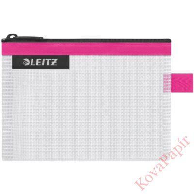Utazótasak LEITZ Wow vízálló S méret 14x10,5cm rózsaszín