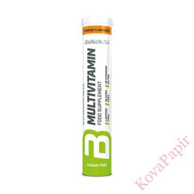 Vitamin BIOTECHUSA Multivitamin pezsgőtabletta 20 db