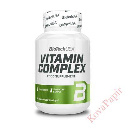 Vitamin BIOTECHUSA Vitamin Complex 60 db tabletta