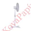 Ventilátor álló TOO FANS-40-113-W 40 cm 40W 3 fokozat fehér