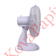 Ventilátor asztali TOO FAND-30-200-W 30 cm 40W 3 fokozat fehér