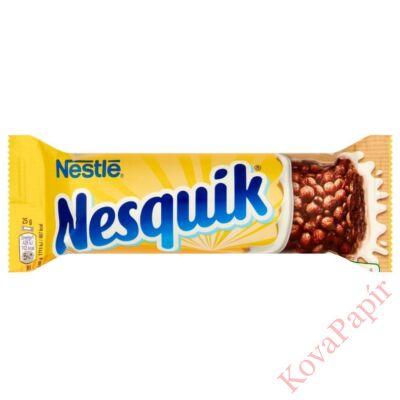 Gabonapehely szelet NESTLÉ Nesquiek kakaós 25g