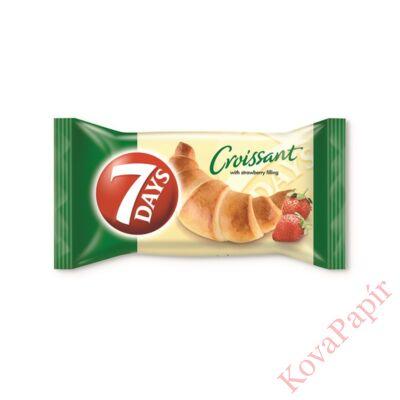 Croissant 7DAYS epres töltelékkel 60g