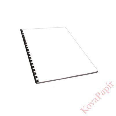 Hátlap  matt fehér A/4 250 gr