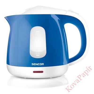 Vízforraló SENCOR SWK 1012BL 1100W 1 liter kék