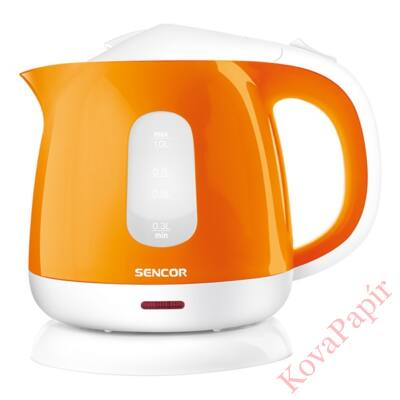 Vízforraló SENCOR SWK 1013OR 1100W 1 liter narancs
