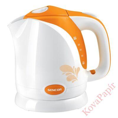Vízforraló SENCOR SWK 1503OR 2000W 1,5 liter narancs