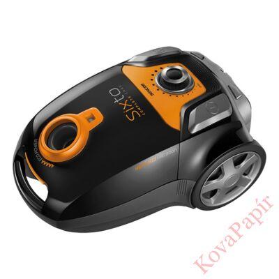 Porzsákos porszívó SENCOR SVC 6920OR 750W ECO Power szűrős narancs
