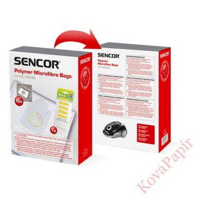 Papírzsák porszívóba SENCOR SVC90XX + 5 illatosító