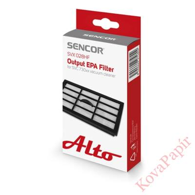 HEPA szűrő porszívóhoz SENCOR SVX 028HF mosható