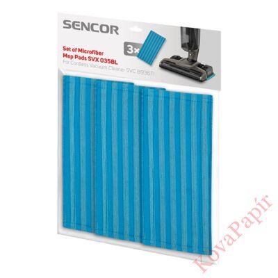 Mop készlet SENCOR SVX 035BL kék