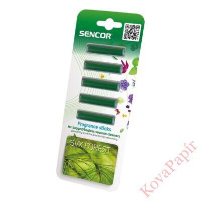 Porszívó illatosító SENCOR SVX erdei
