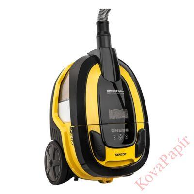 Multifunkciós porszívó SENCOR SVC 5001YL 1600W nedves-száraz sárga