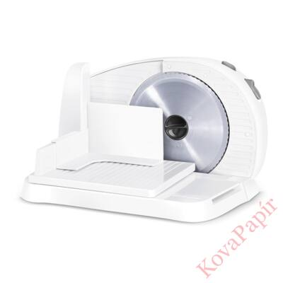 Szeletelő SENCOR SFS 1000WH 15 mm vágás fehér