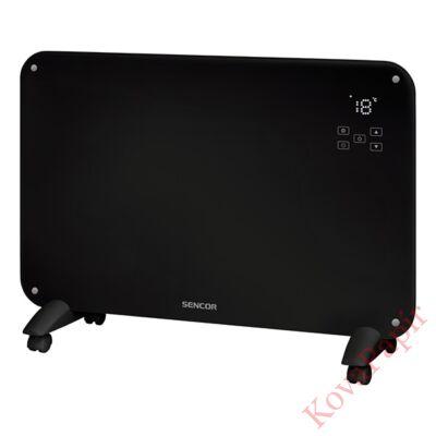 Elektromos konvektor SENCOR SCF 4201BK 1500W 2 fokozatú fekete