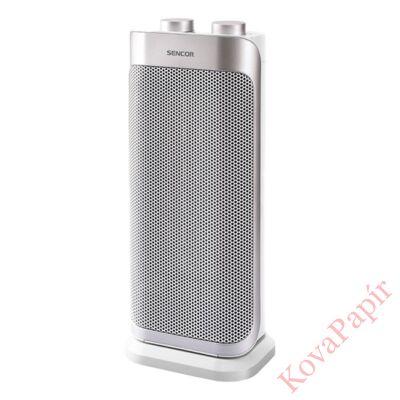 Hősugárzó kerámia SENCOR SFH 8050SL 2000W 3 fokozatú ezüst