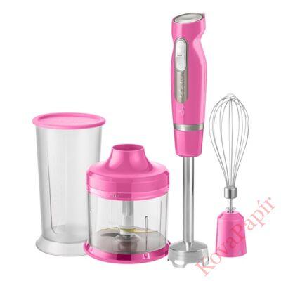 Botmixer szett SENCOR SHB 4468RS 800W rózsaszín