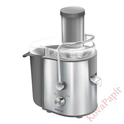 Gyümölcscentrifuga SENCOR SJE 1055SS 1,6 liter 2 fokozatú acél